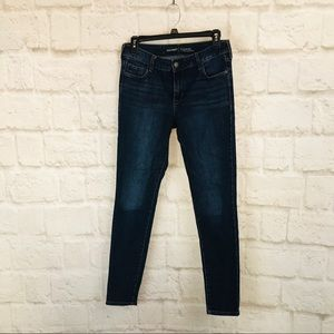 Old Navy Rockstar Mid Rise Jeans
